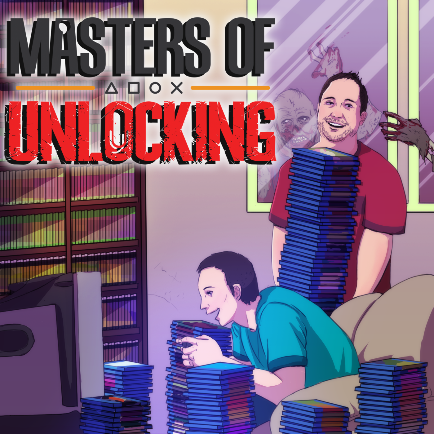The Episodes – Masters of Unlocking Podcast