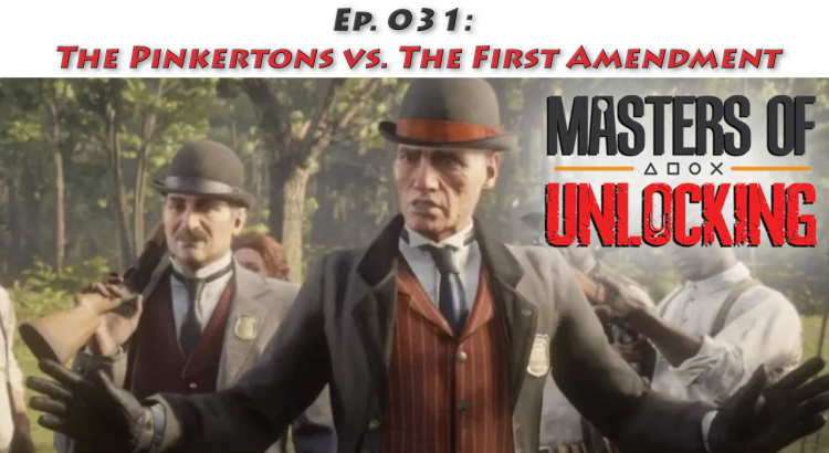 Masters of Unlocking Episode 31